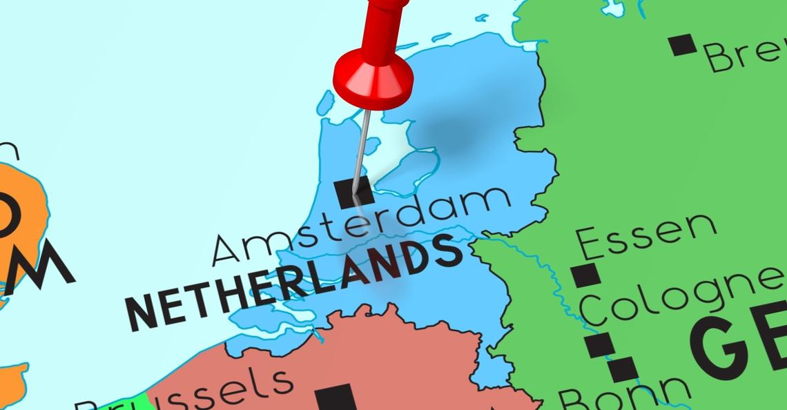 Gemeente Amsterdam onderzoekt  'Smart City' met drones