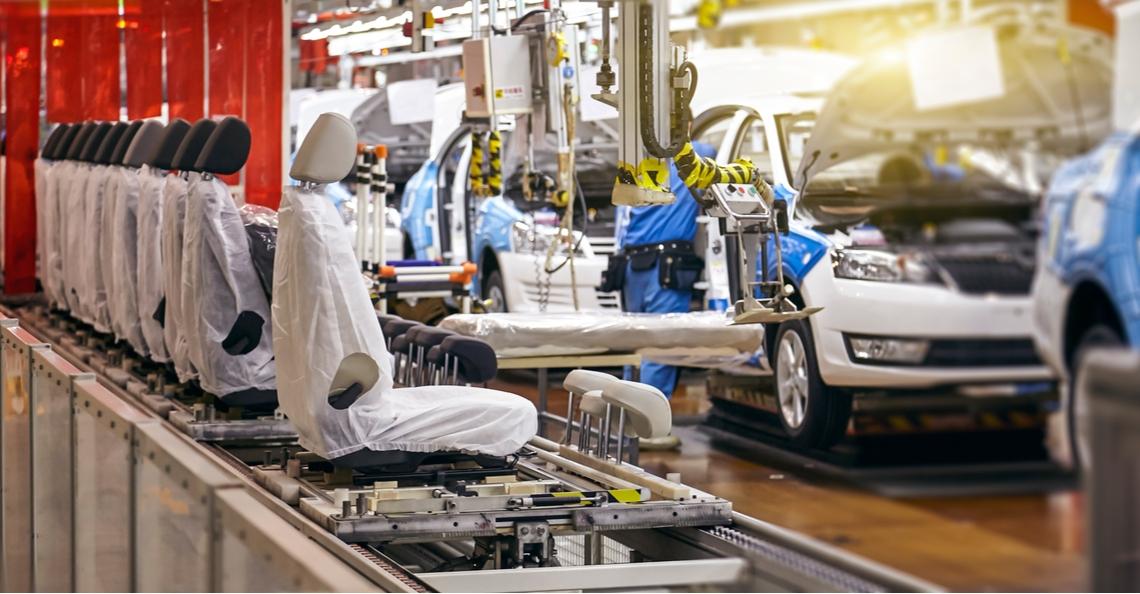 Spaanse SEAT-fabriek zet drones in voor autoproductie