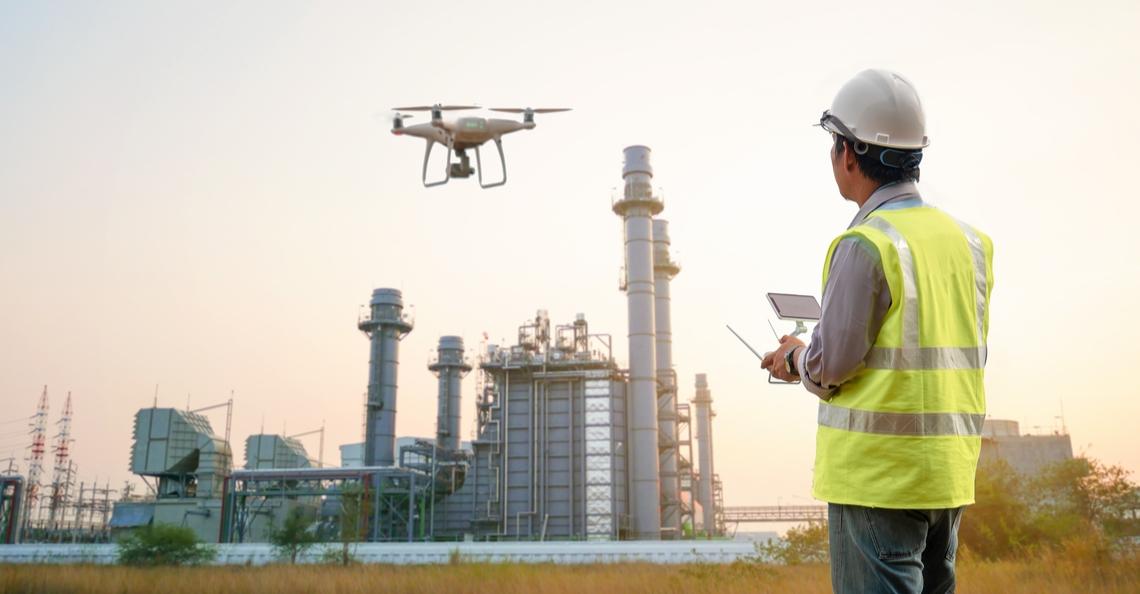 Mijnbouwbedrijf bespaart 5 miljoen per jaar na overstap op drones