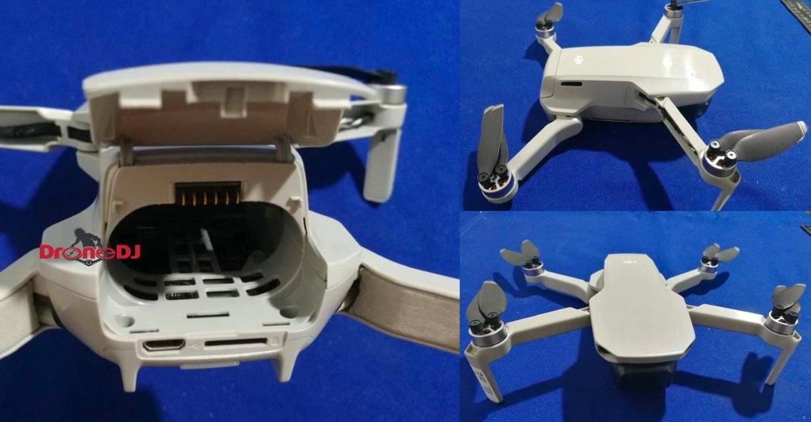 Gerucht: DJI komt binnenkort met Mavic Mini-drone