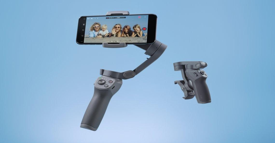DJI presenteert nieuwe Osmo Mobile 3; nu verkrijgbaar