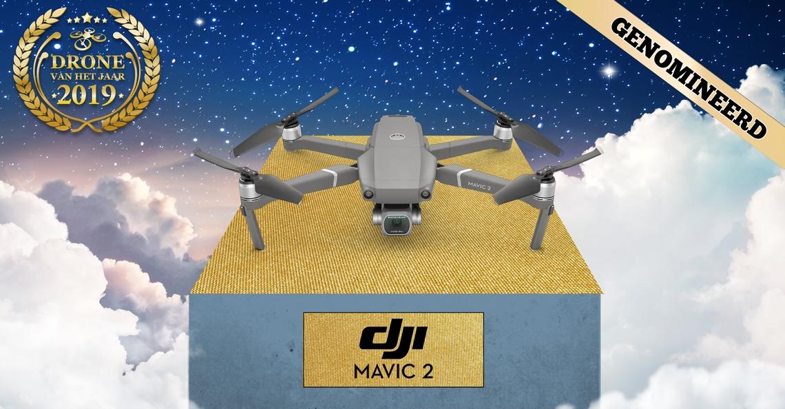 Drone van het Jaar 2019 nominatie: DJI Mavic 2