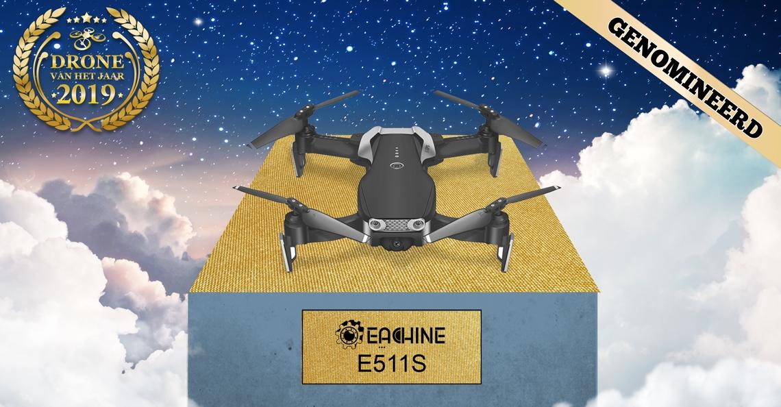 Drone van het Jaar 2019 nominatie: Eachine E511S