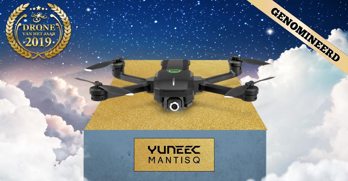 Drone van het Jaar 2019 nominatie: Yuneec Mantis Q