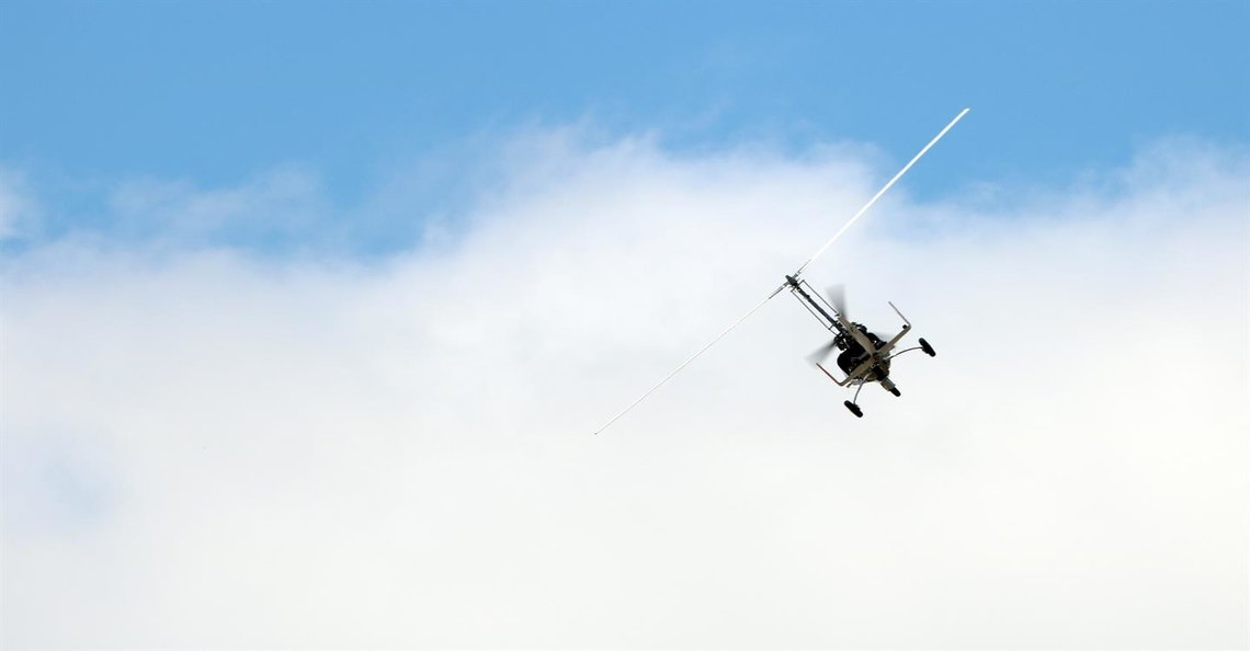 Drone die honderden kilo's kan vervoeren in ontwikkeling bij DLR