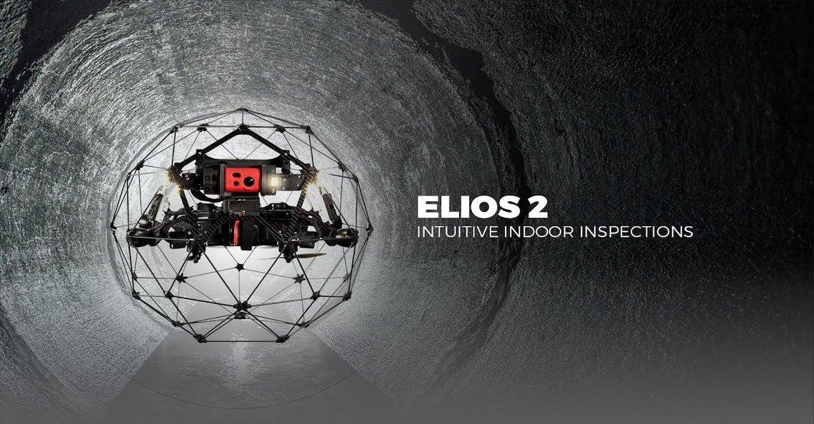 Nederlands bedrijf Skytools inspecteert riool met drone