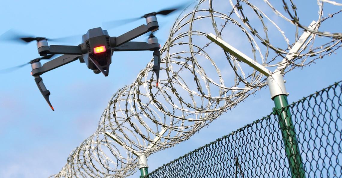 Dienst Justitiële Inlichtingen blij met geofencing op DJI-drones