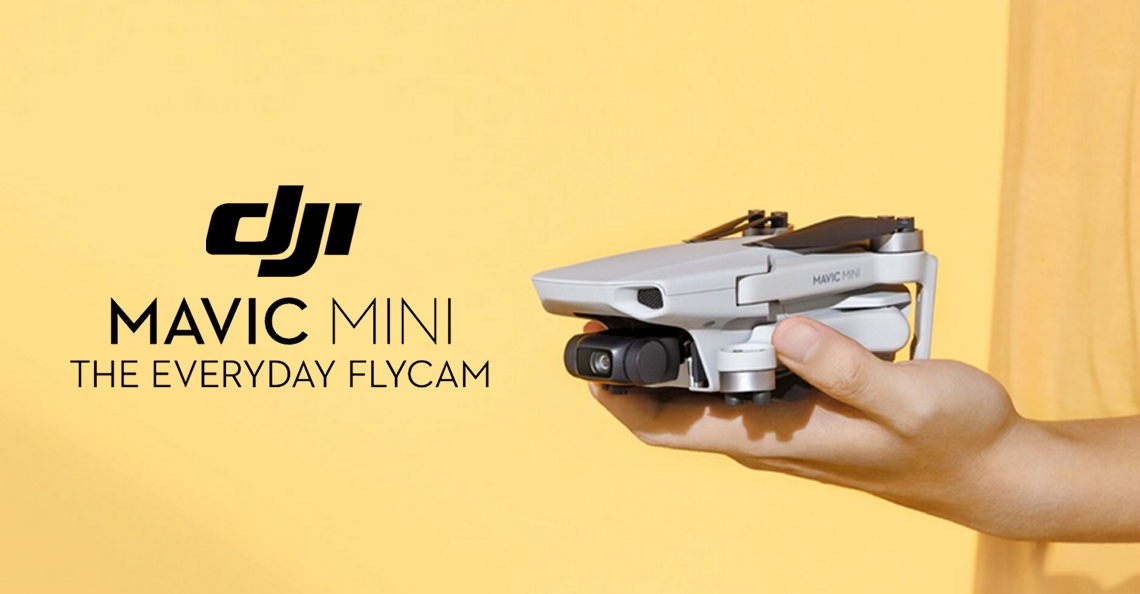 DJI presenteert Mavic Mini