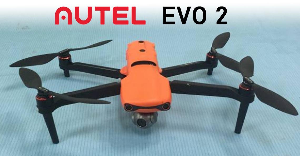 Specs Autel EVO 2 drone bekend