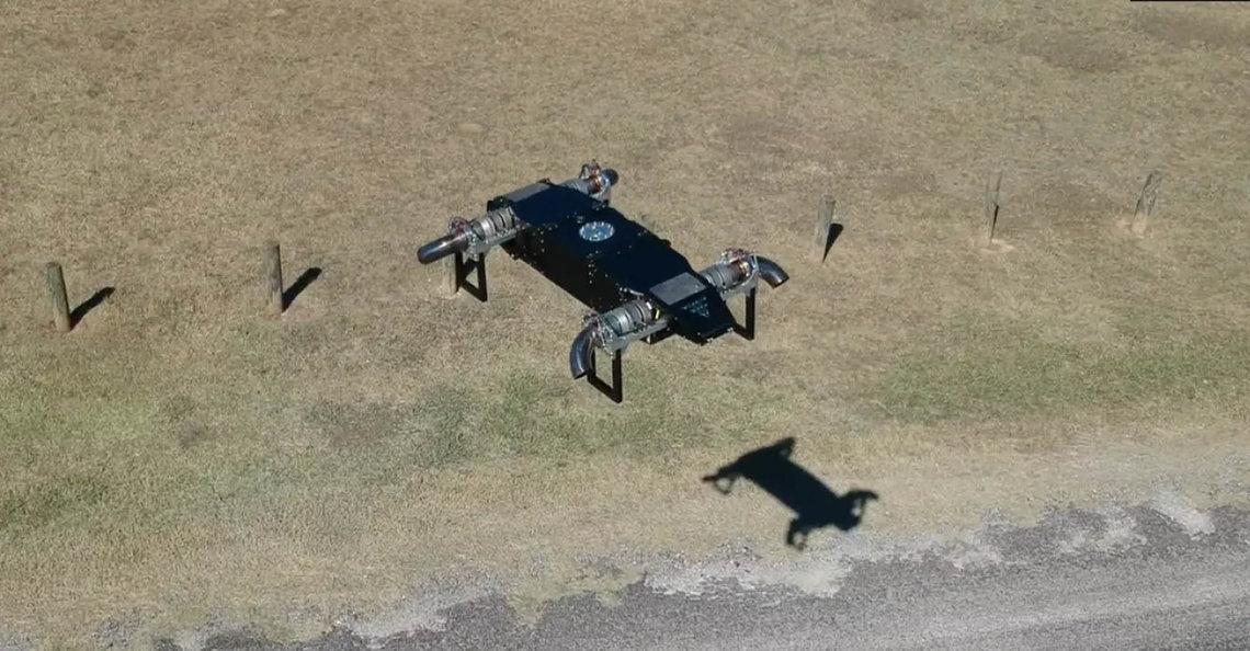 Fusion Flight ontwikkelt diesel-aangedreven JetQuad-drone