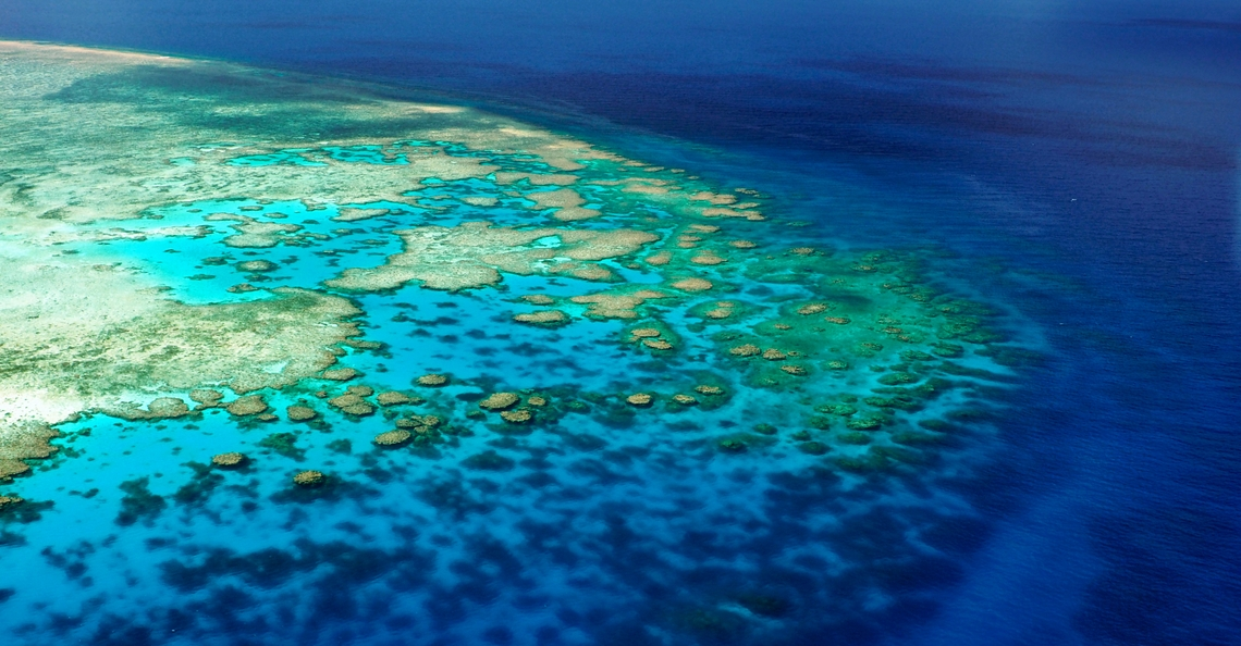 DroneDeploy monitort Great Barrier Reef met drones