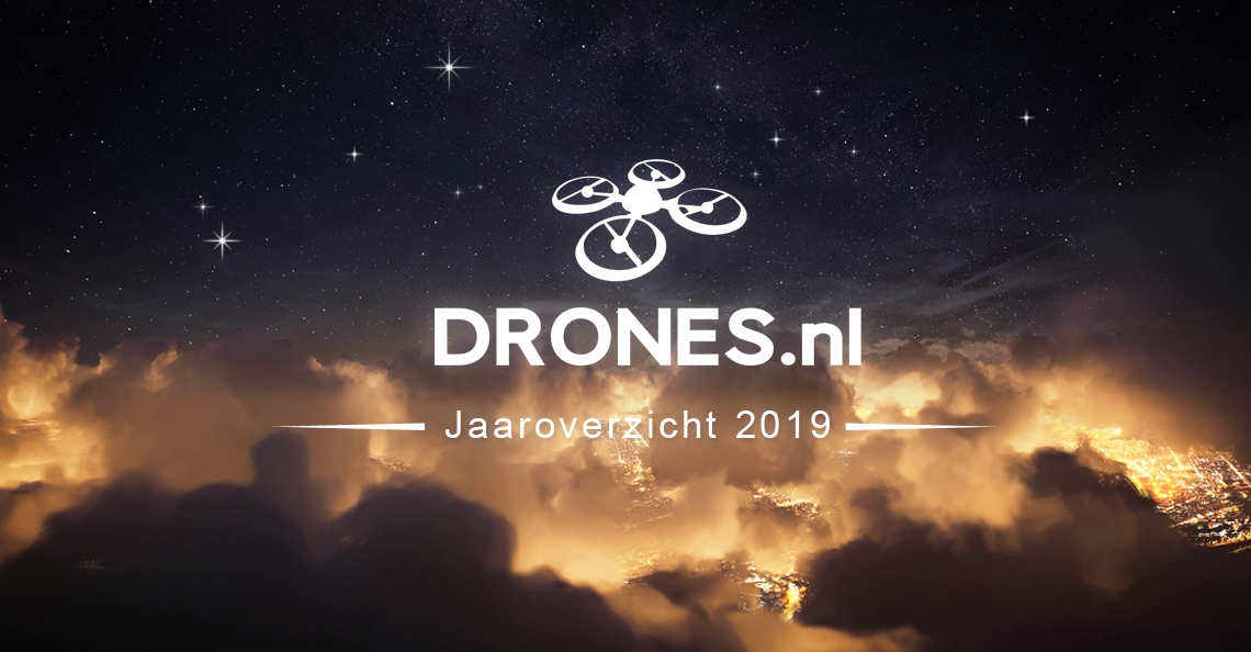 Drones.nl Jaaroverzicht 2019