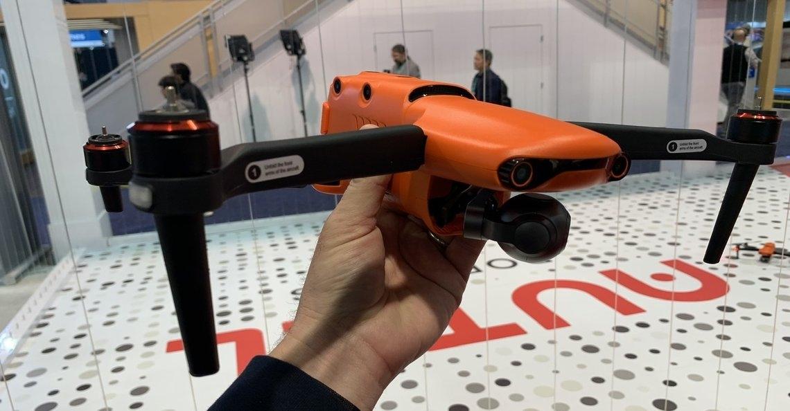 Autel Robotics presenteert nieuwe Evo 2-drone