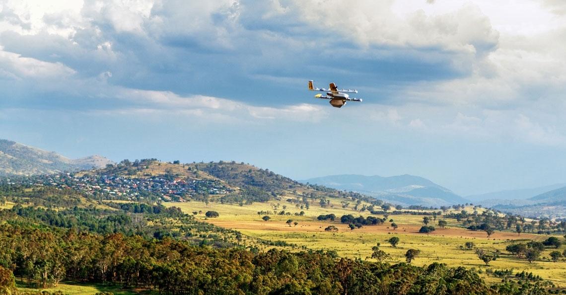 Wing Aviation heeft Verenigd Koninkrijk in het vizier voor toekomstige vluchten