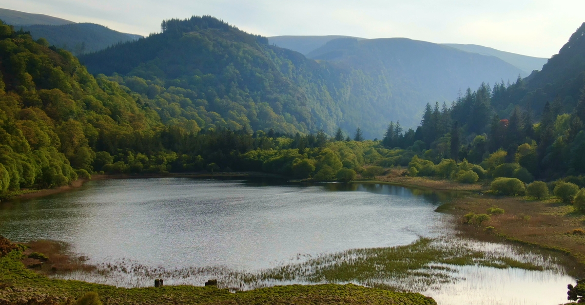 Drones ingezet voor testen Ierse meren op waterkwaliteit