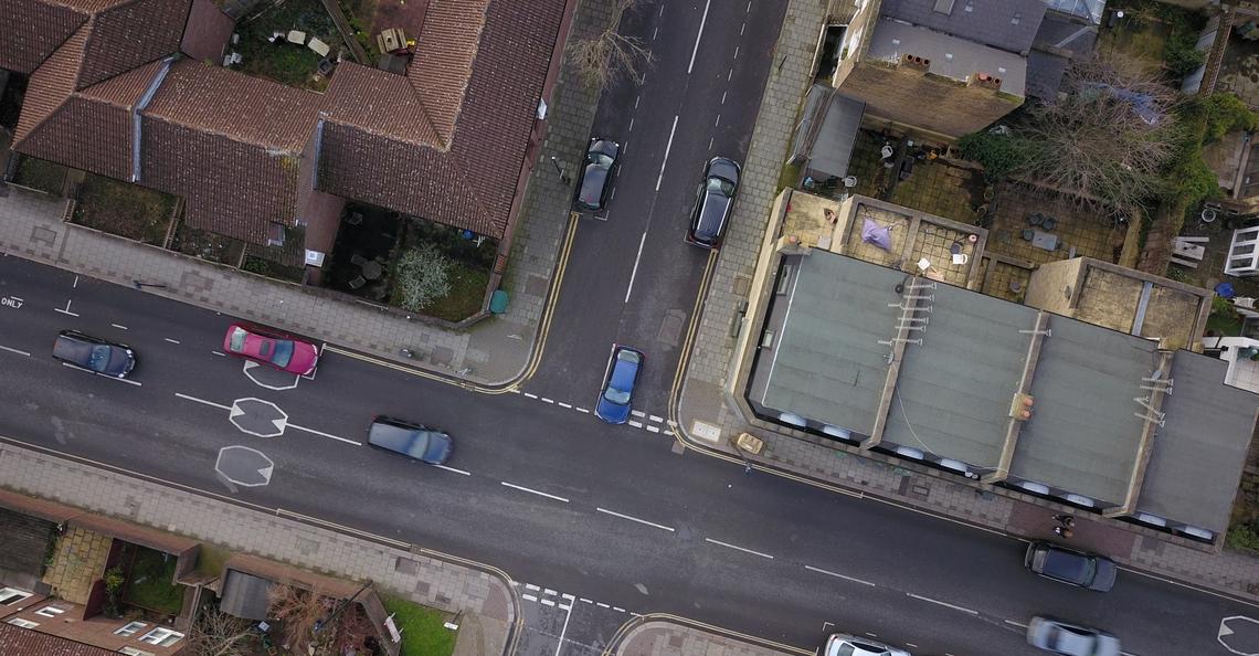 Politie Verenigd Koninkrijk kan drones voortaan dwingen te landen en in beslag nemen
