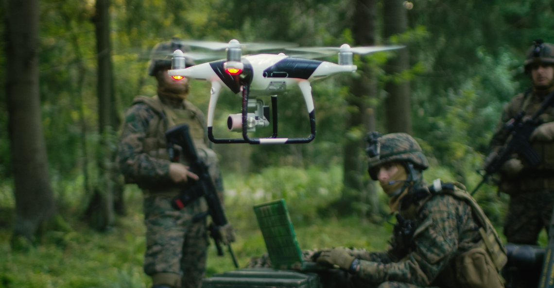 Pentagon wil anti-drone SWAT teams samenstellen