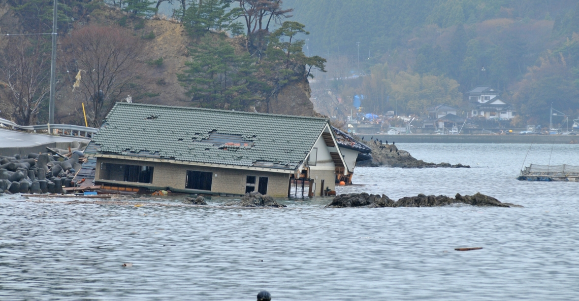 Nokia zet drones in voor waarschuwsysteem tsunami's