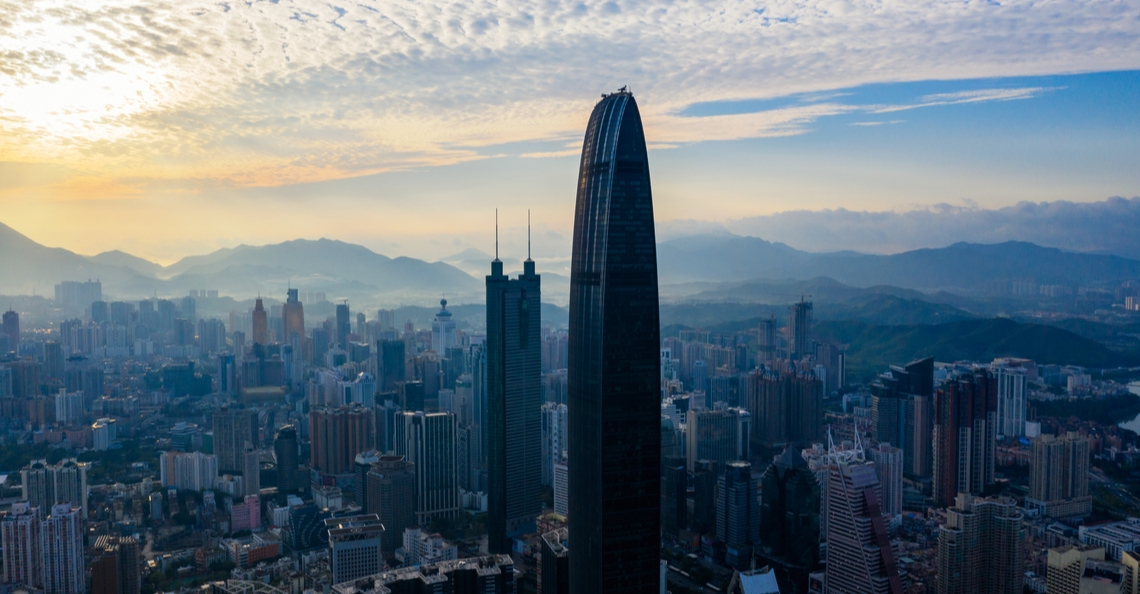 China zet drones in om verdere verspreiding coronavirus in te dammen