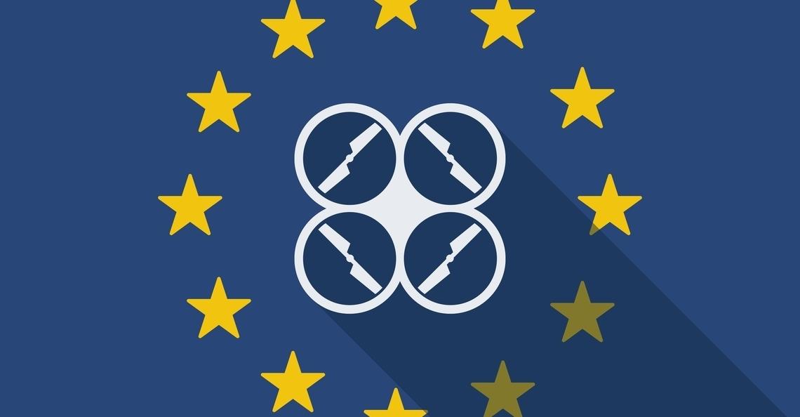 Invoering Europese drone-regels uitgesteld naar 2021
