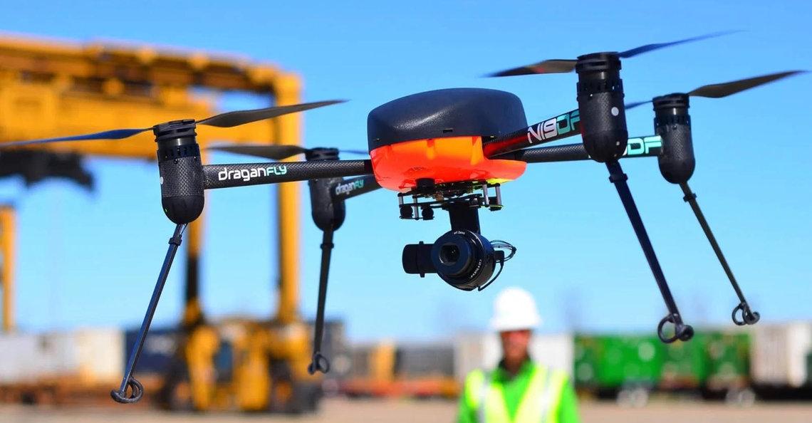 'Pandemie Drone' start met eerste testvluchten in de VS