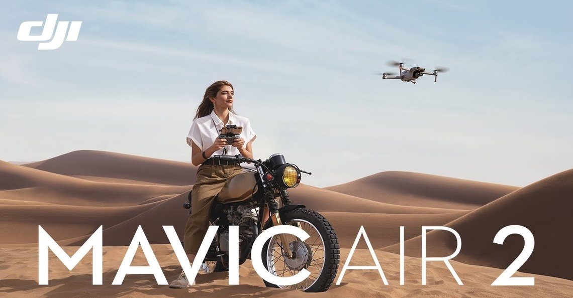 DJI presenteert Mavic Air 2
