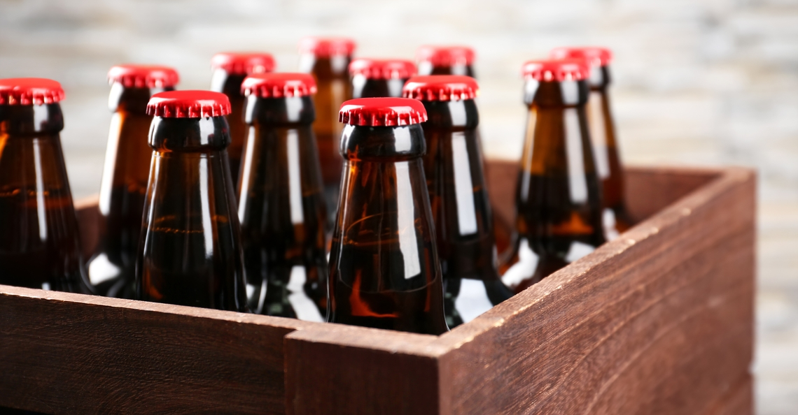 Drones bezorgen bier in Ierland