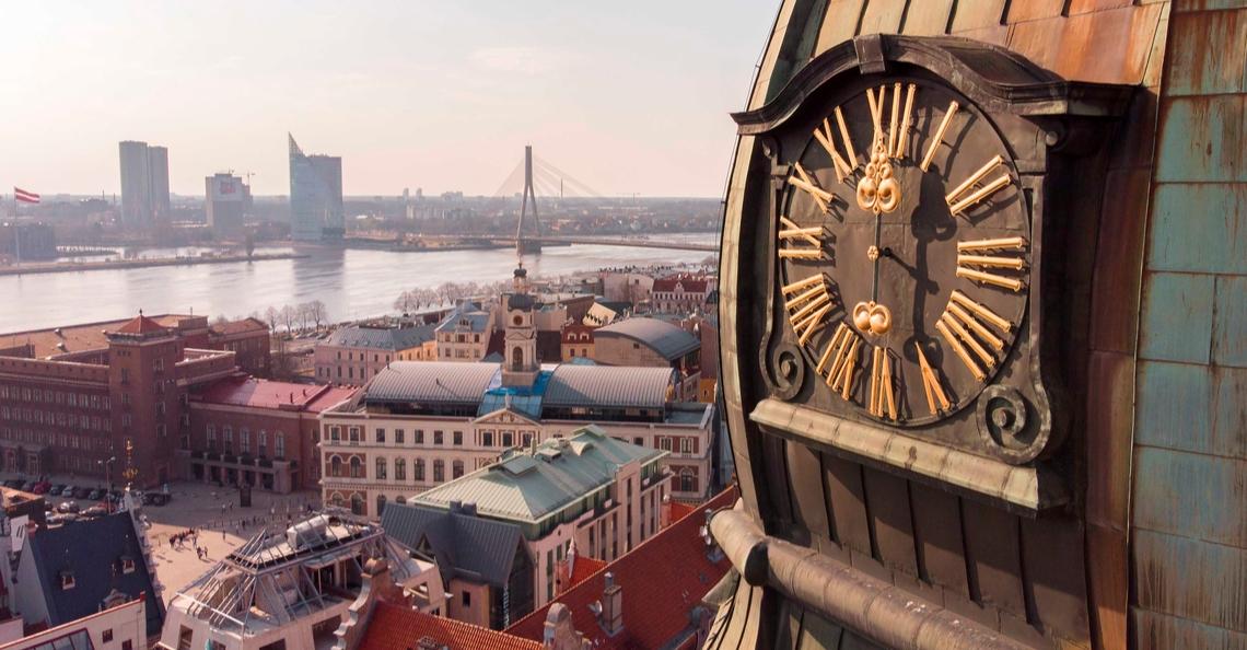 Vermiste drone in Riga eindelijk terecht