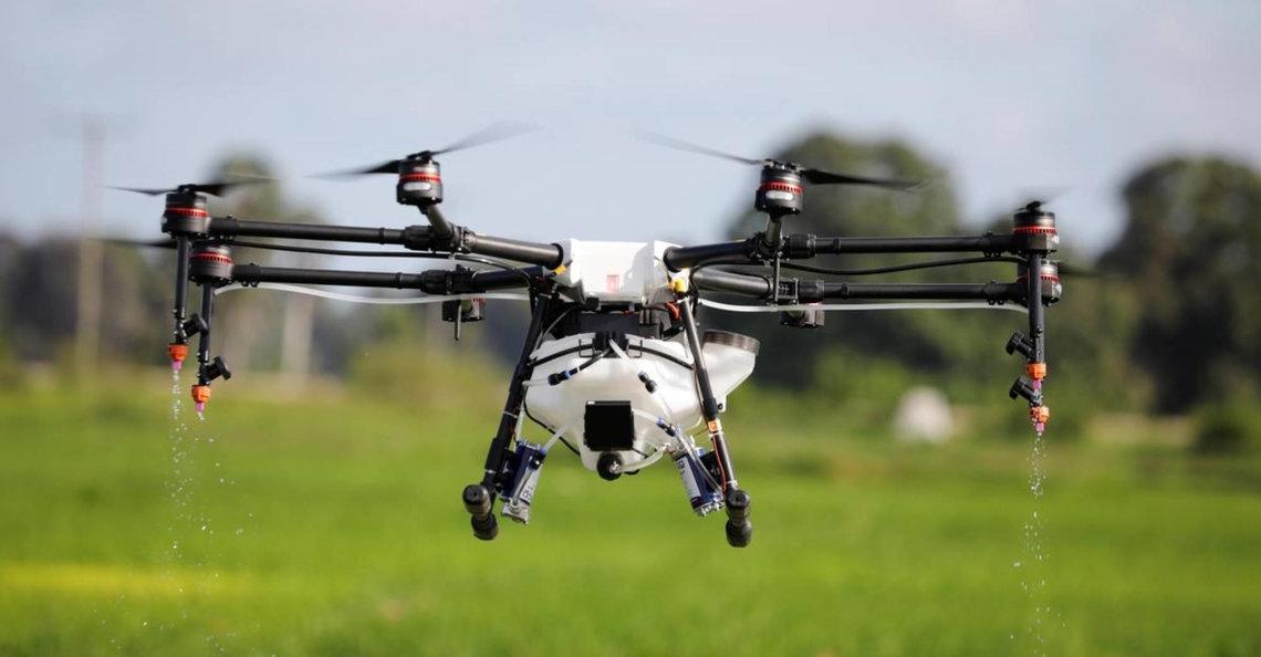 India zet drones in om gevaarlijke muggen te bestrijden