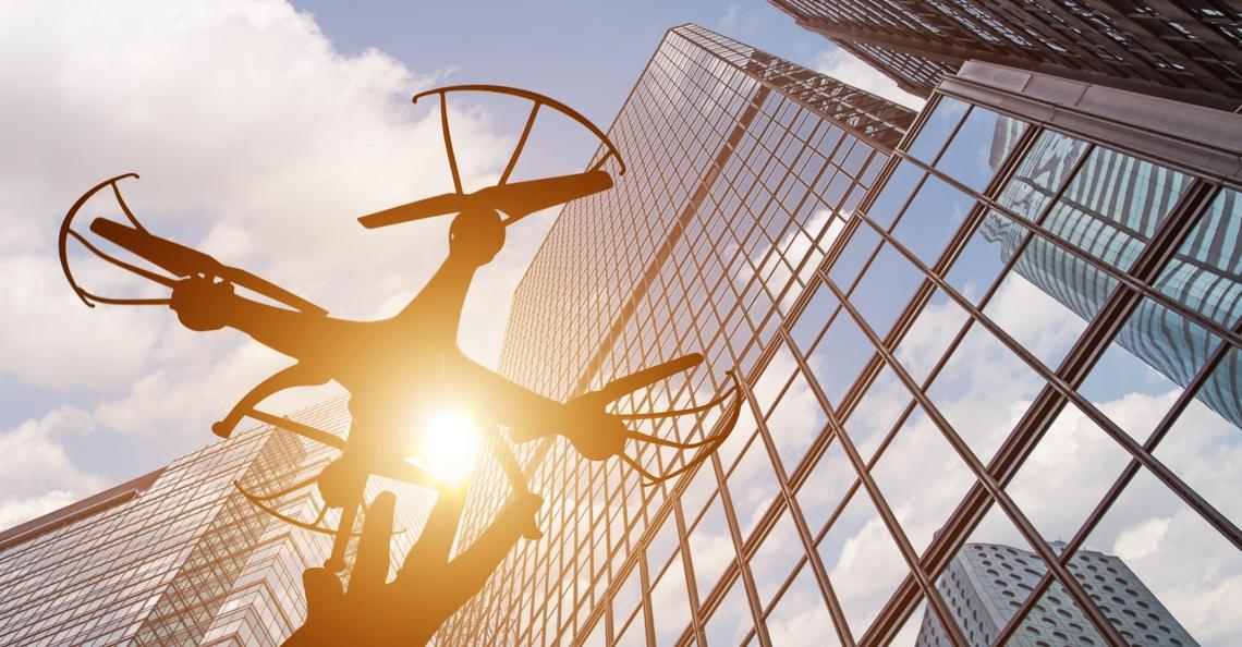 Earth Analayzer ontwikkelt indoor GPS-systeem voor drones
