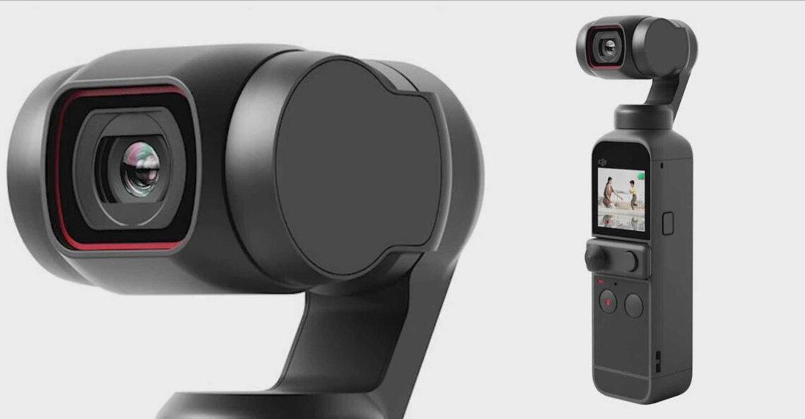 Nieuwe DJI Pocket 2-camera in ontwikkeling