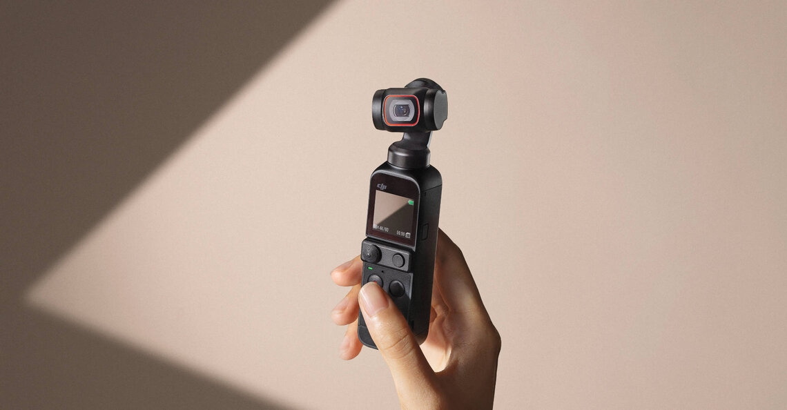 DJI introduceert Pocket 2