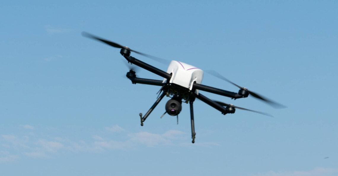 Quaternium HYBRIX 2.1 drone blijft meer dan 10 uur in de lucht