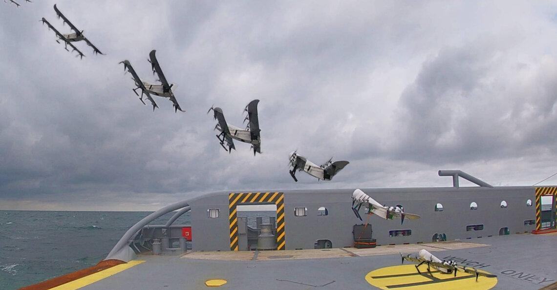 Delftse waterstofdrone blijft meer dan 3 uur in de lucht