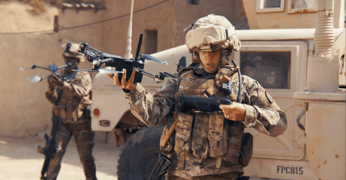 Skydio lanceert 'Ready for Duty' videoserie