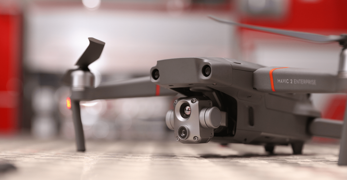 DJI introduceert Mavic 2 Enterprise Advanced