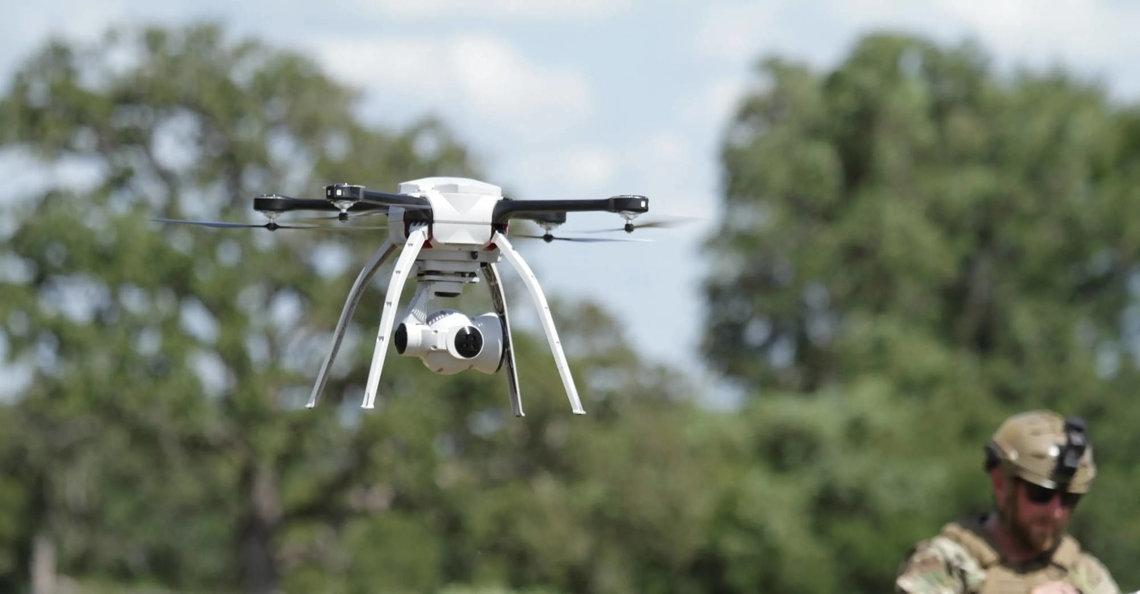 Franse rechter verbiedt drone-gebruik politie tijdens protesten
