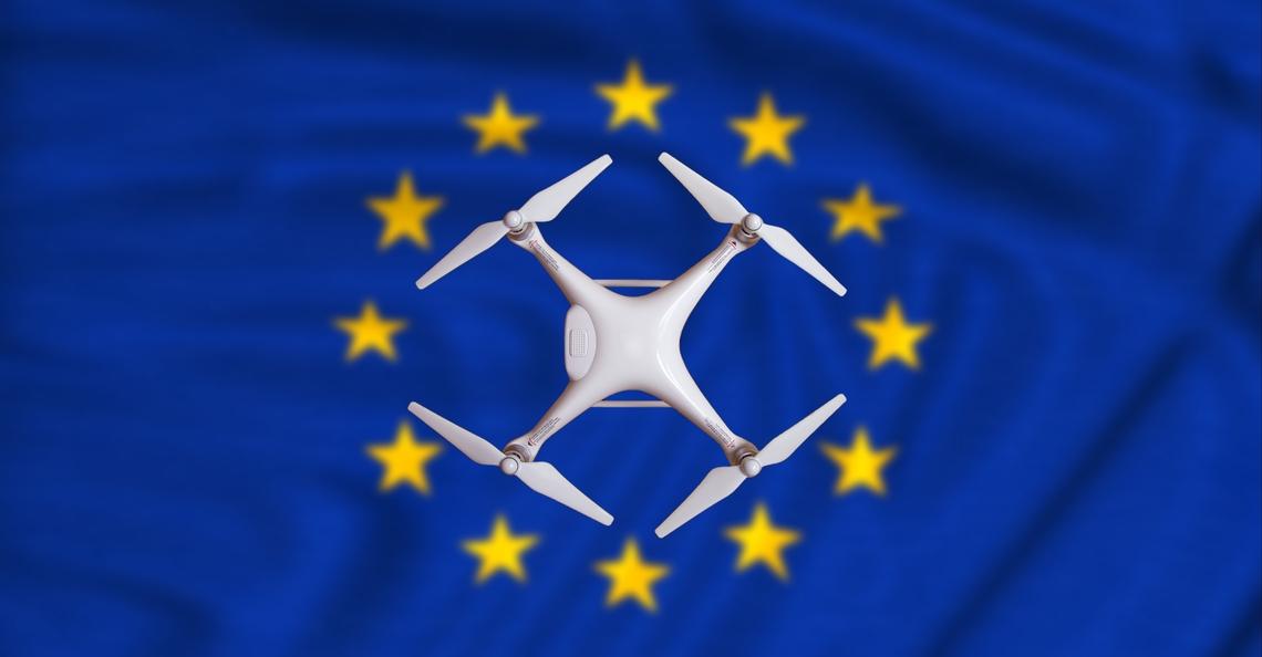 Alles over de nieuwe Europese droneregels
