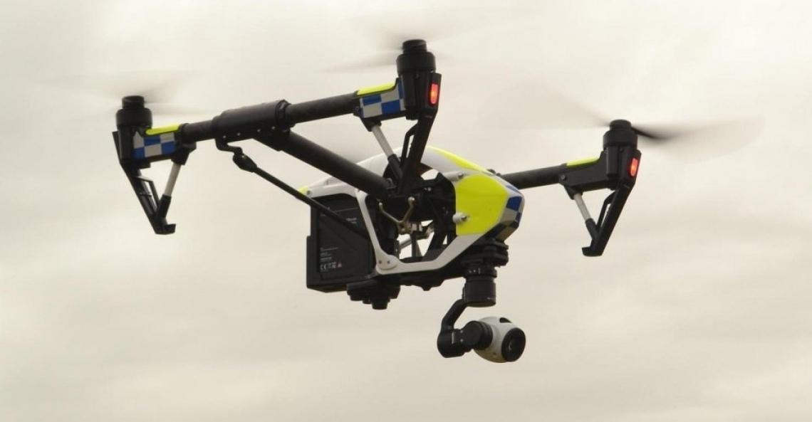 Drone op creatieve wijze ingezet bij arrestatie gijzelaars