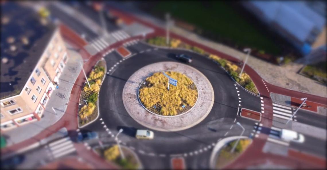 Waan je in miniatuur-Scheveningen met deze gave tilt-shift video