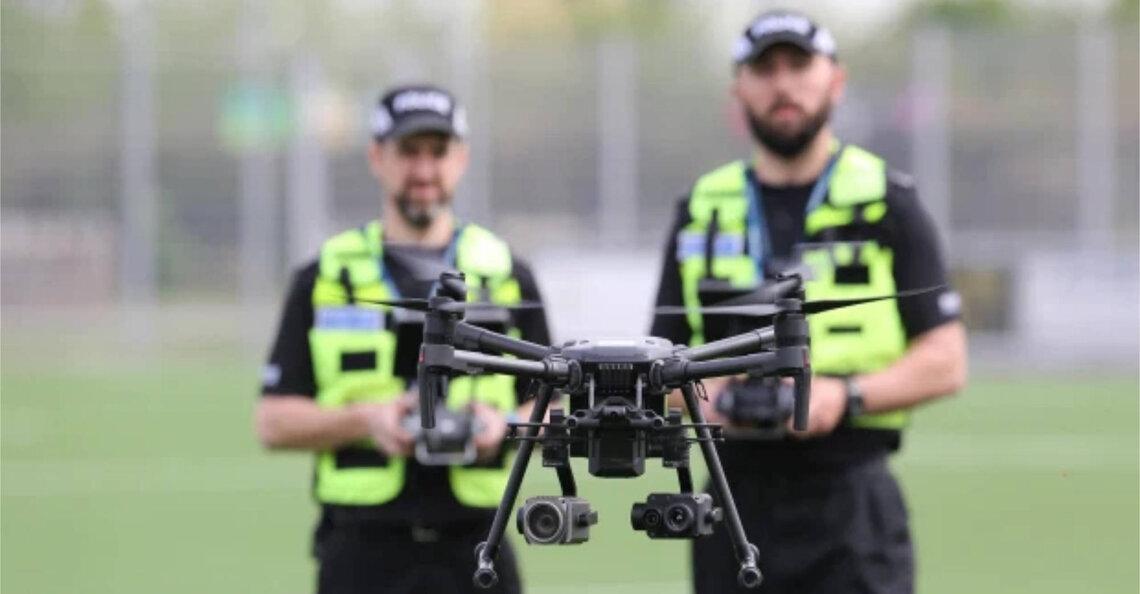 Schotse politie onder vuur na aanschaf niet-waterproof drones