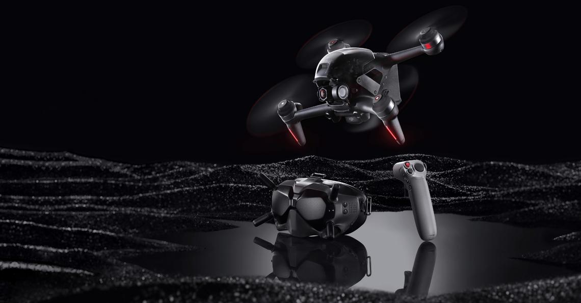 DJI presenteert DJI FPV Drone