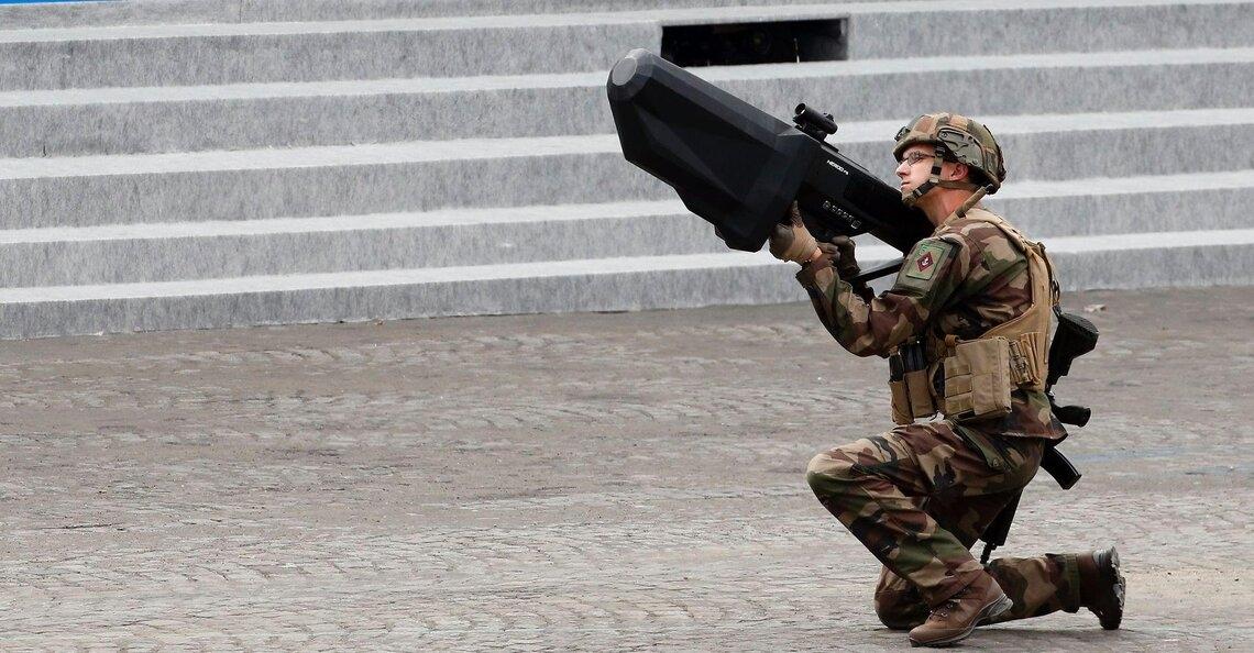 Italië test anti-drone wapens