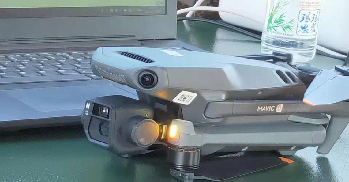 Beelden en specs van DJI Mavic 3 verschenen