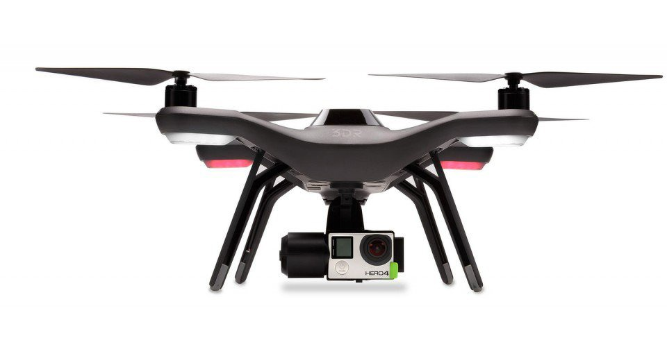 3D Robotics Solo: eerste smart drone
