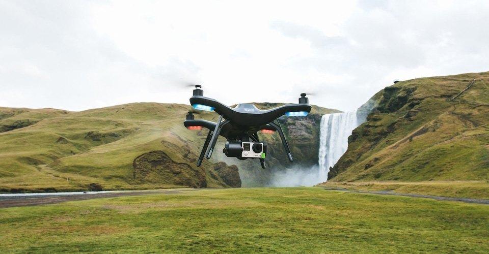 3D Robotics breidt mogelijkheden Solo drone uit