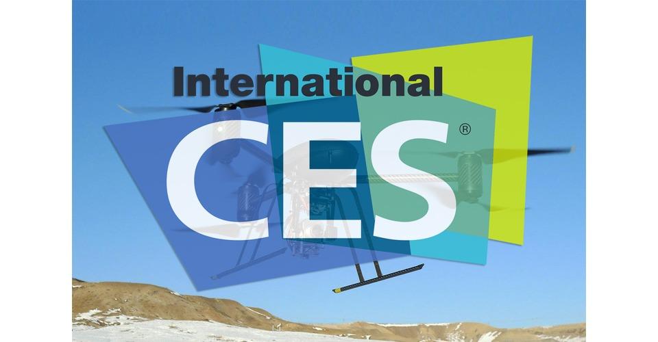 Drones krijgen eigen sectie op elektronicabeurs CES