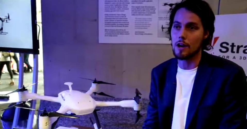 Aerialtronics maakt drones met 3D printer