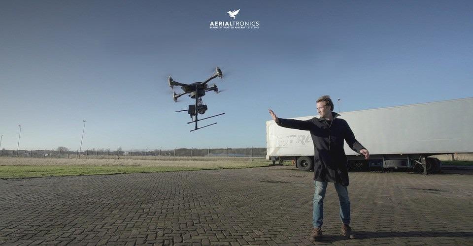 Aerialtronics breidt Altura Zenith drones uit met obstakel-ontwijk-technologie