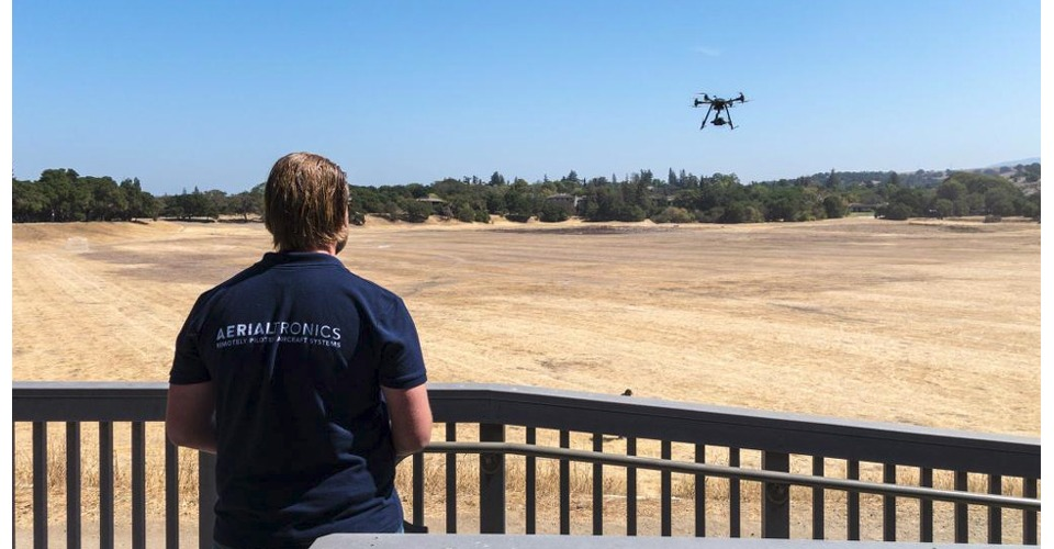 Aerialtronics is voor een 'Know Before You Fly Drones' campagne in Europa